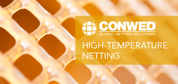 Conwed announces new High-Temperature Netting Capabilities