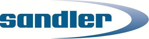 Successful start of the anniversary year: Sandler AG again reports increase in sales