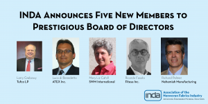 INDA Announces five new members to prestigious board of directors
