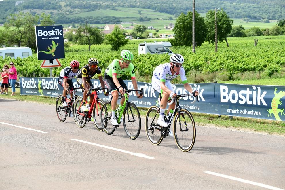 Bostik Adhesive Technology Powers 2018 Tour de France Race Numbers