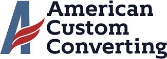 American Custom Converting specializes in outsourced tissue paper converting