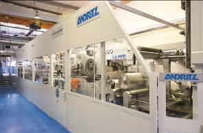 ANDRITZ Perfojet opens new spunlace technical center for research, product, and process development