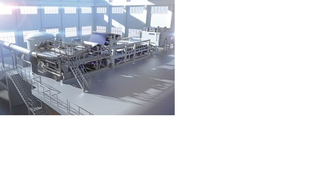 ANDRITZ Nonwoven presents innovative process solutions at INDEX 2014