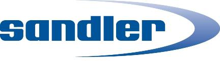 600 staff members, two new investments, one new sales record – A successful year for Sandler AG
