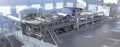 ANDRITZ to supply wetlace nonwovens line for flushable wipes to Dalian Ruiguang Nonwoven Group, China