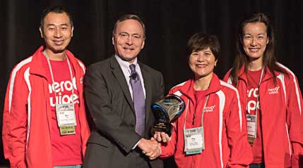WOW Innovation Award Winner